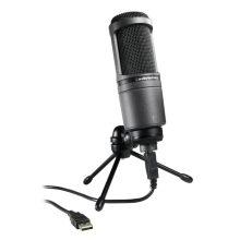 میکروفون استودیویی آدیو تکنیکا Audio-Technica AT2020 USB