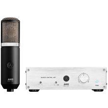 میکروفون استودیویی ای کی جی AKG P 820 Tube