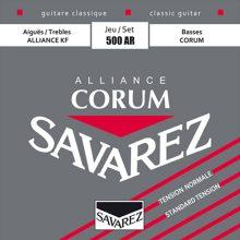سیم گیتار کلاسیک ساوارز Savarez 500AR